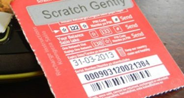 Airtel Ghana's Scratch Card is So Soft That the Rechargeable Numbers Mostly Get Destroyed   An Intentional Act to Frustrate Customers?