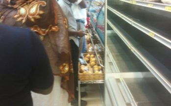 I Waited for More Than Two Hours to Just Buy A Bread At the Bakery Inside Achimota Retail Center & They Say It's Normal