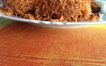 How Ashanti Home Touch Restaurant Served Me With A Broken Plate & Lost Me As A Customer Forever