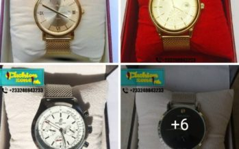 Fashion Zone GH Sells Rolex Watches for Less than 55 Dollars & After Pointing It Out That The Watches Are Fake…I Got Heavily Insulted By Their Staff