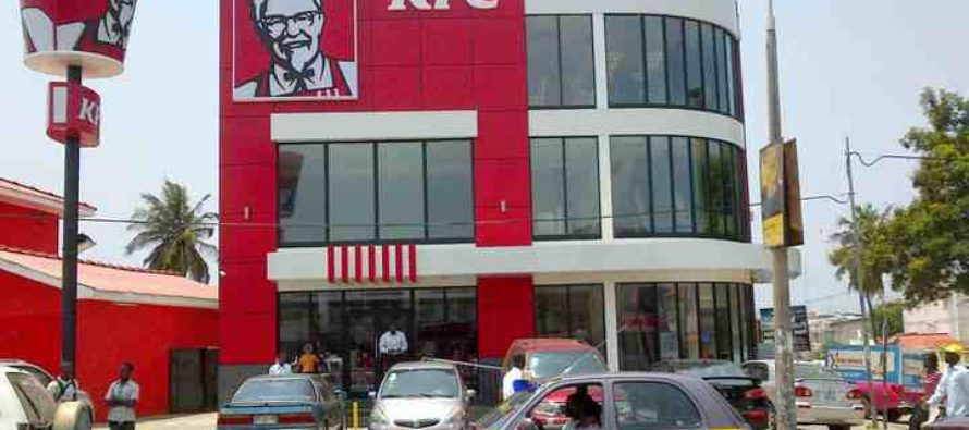 The Horrible Stench At KFC's Accra Osu Branch Got Me Vomiting–And Nothing Has Still Been Done About It Despite Complaints